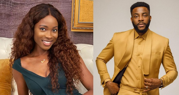Actress Jemima Osunde Rains Curses On Fan Who Wished Ebuka Uchendu Gets Replaced As Bbnaija Host