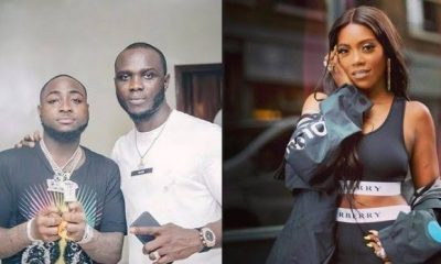 Davido Obama DMW Tiwa Savage