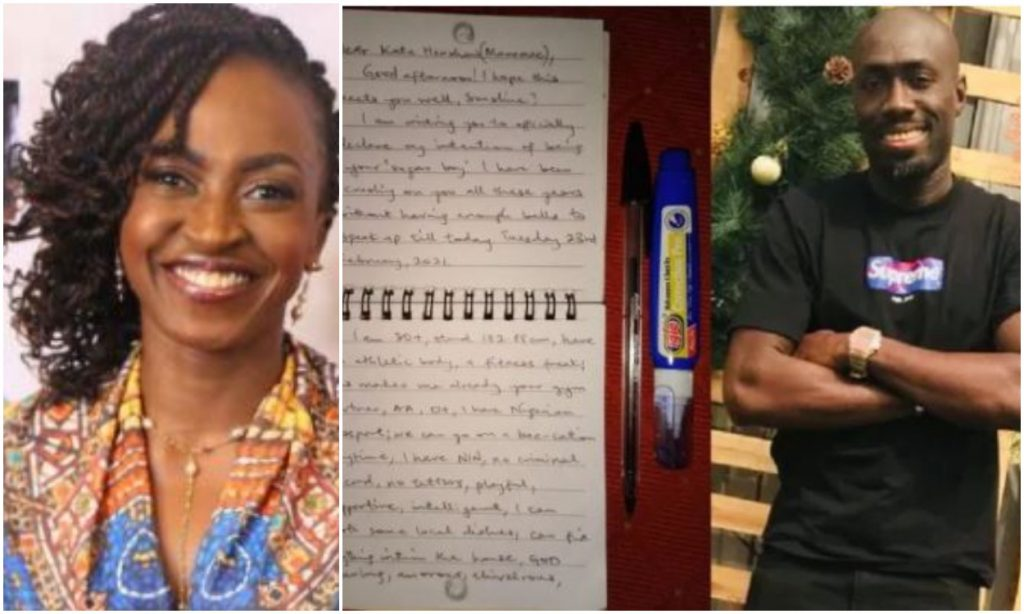 Kate Henshaw 'prays' for fan who applied to be her 'sugar boy'