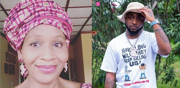 ODE Copyright Chiomas Destiny Too – Kemi Olunloyo Attacks Davido Over His Intention To Copyright His Slang E Choke
