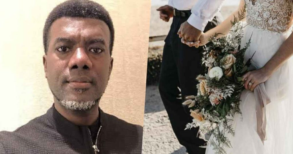 Reno Omokri advices men
