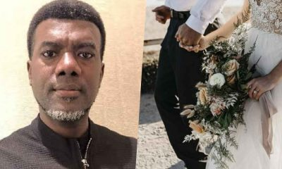 Reno Omokri advices men on how to recognize a wife