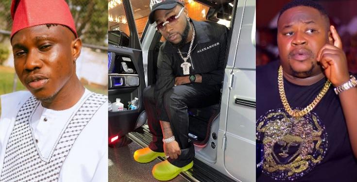 Davido cries out for help