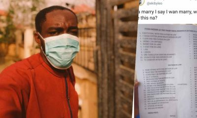 man laments shares list of demands from in laws worth n1 1m for traditional marriage