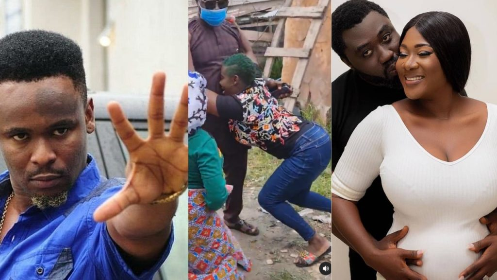 Zubby Michael reacts to video of Mercy Johnson