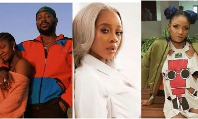 simi speaks amid allegations that her husband adekunle gold cheated on her during pregnancy see response