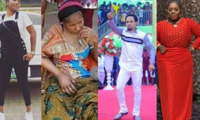 Prophet Odumeje and Actress Rita Edochie vow never to forgive comedienne Ada Jesus