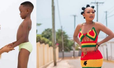 Actress Akuapem Poloo Finally granted bail