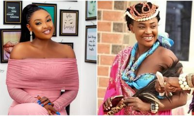 """""""If you see any guy you like please toast him"""" – Actress, Lizzy Gold tells single ladies"""