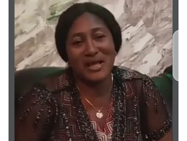"""""""Tell Pastor Odumeje to send his bank account number so we can transfer his money to him"""" – Ada Jesus mother (Video)"""
