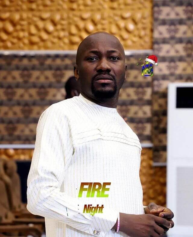 Apostle Johnson Suleman