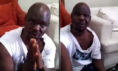 Angry Nigerians react as video of Baba Ijesha confessing