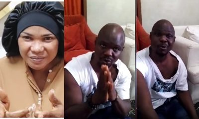 Video of Baba Ijesha confessing to the crime