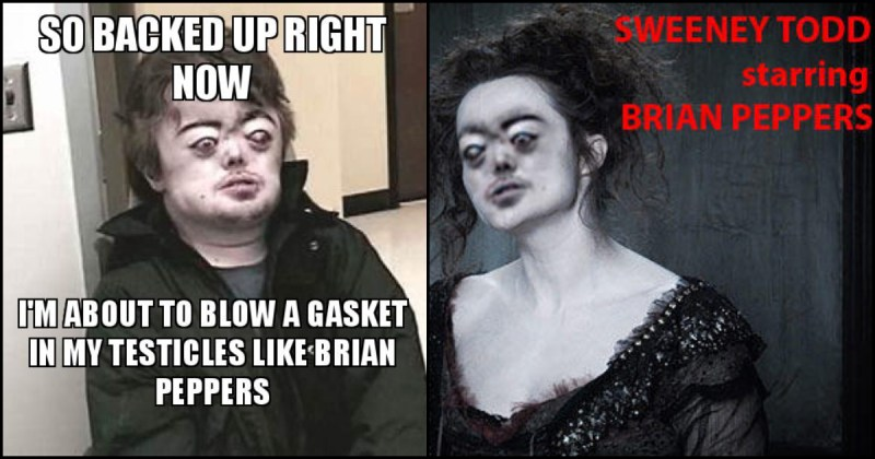 Brian Peppers memes