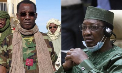 Chad President Idriss Deby killed in fight with rebels