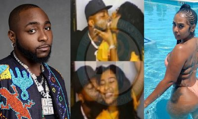 Davido allegedly clashes with new girlfriend