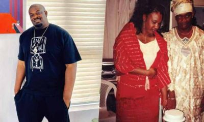Don Jazzy responds to questions about his marriage at age 20