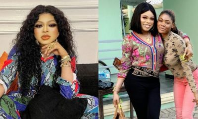 I help people across the world – Bobrisky says as he shares photo of adopted daughter