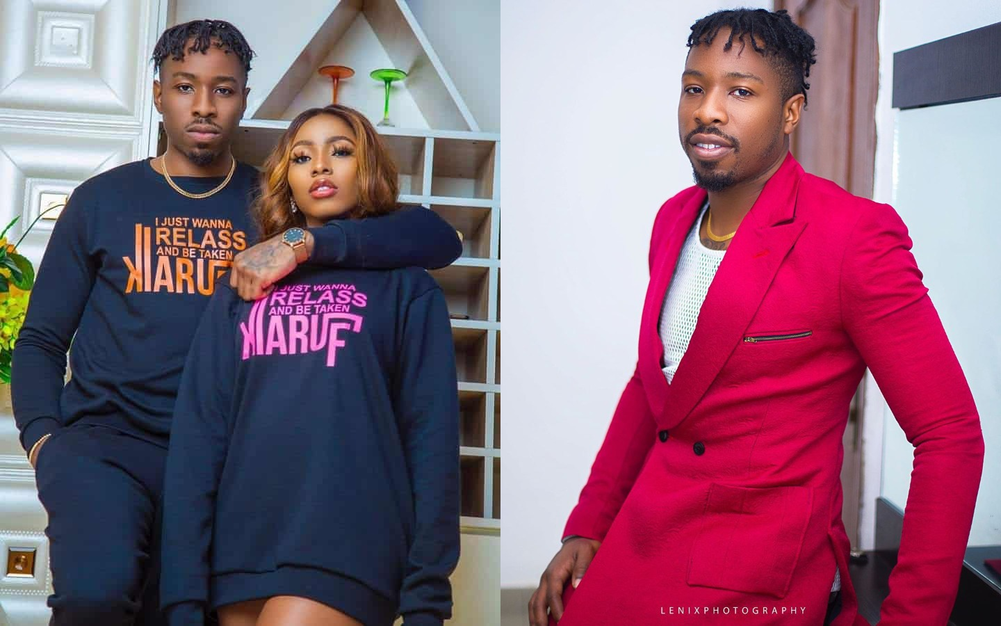 """""""My happiest moment in life was when I was out of a relationship"""" – BBNaija star Ike Onyema (Video)"""