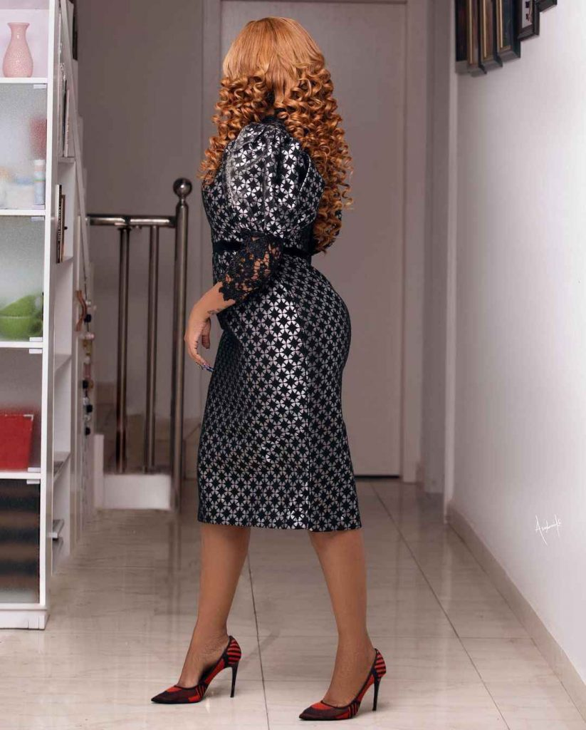 Juliet Ibrahims Hips Magically Disappears In Fresh Photos