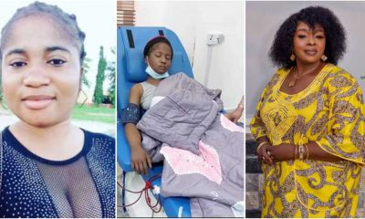 Nigerians attack Nollywood actress Rita Edochie over Ada Jesus death