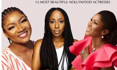 13 Most Beautiful Nollywood Actresses
