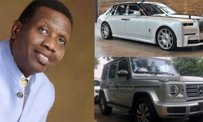 Pastor E.A Adeboye; Biography, Net Worth, Cars And Houses
