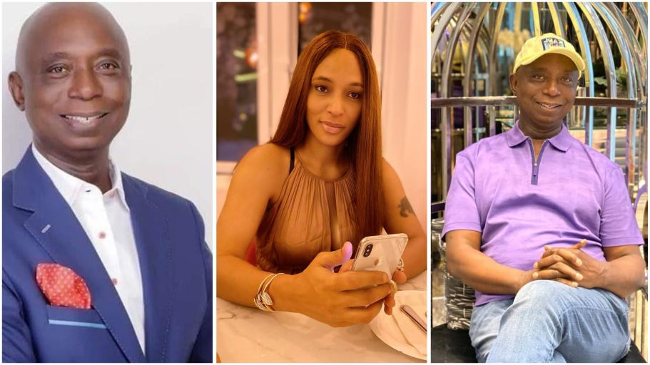 Ned Nwoko first wife Lily Nwoko