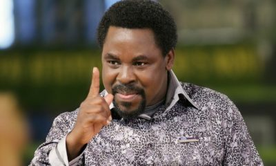 Reasons Why TB Joshua YouTube Channel Was suspended