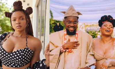 """""""Leave Patoranking For Me"""" – Lady Warns Yemi Alade"""