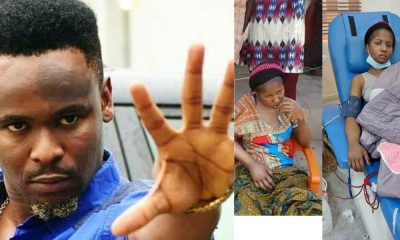 video of late Ada Jesus raining insults on actor Zubby Michael