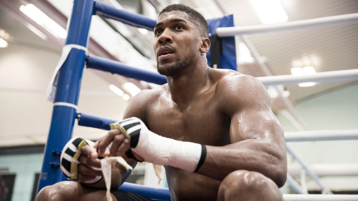 anthony joshua replacements