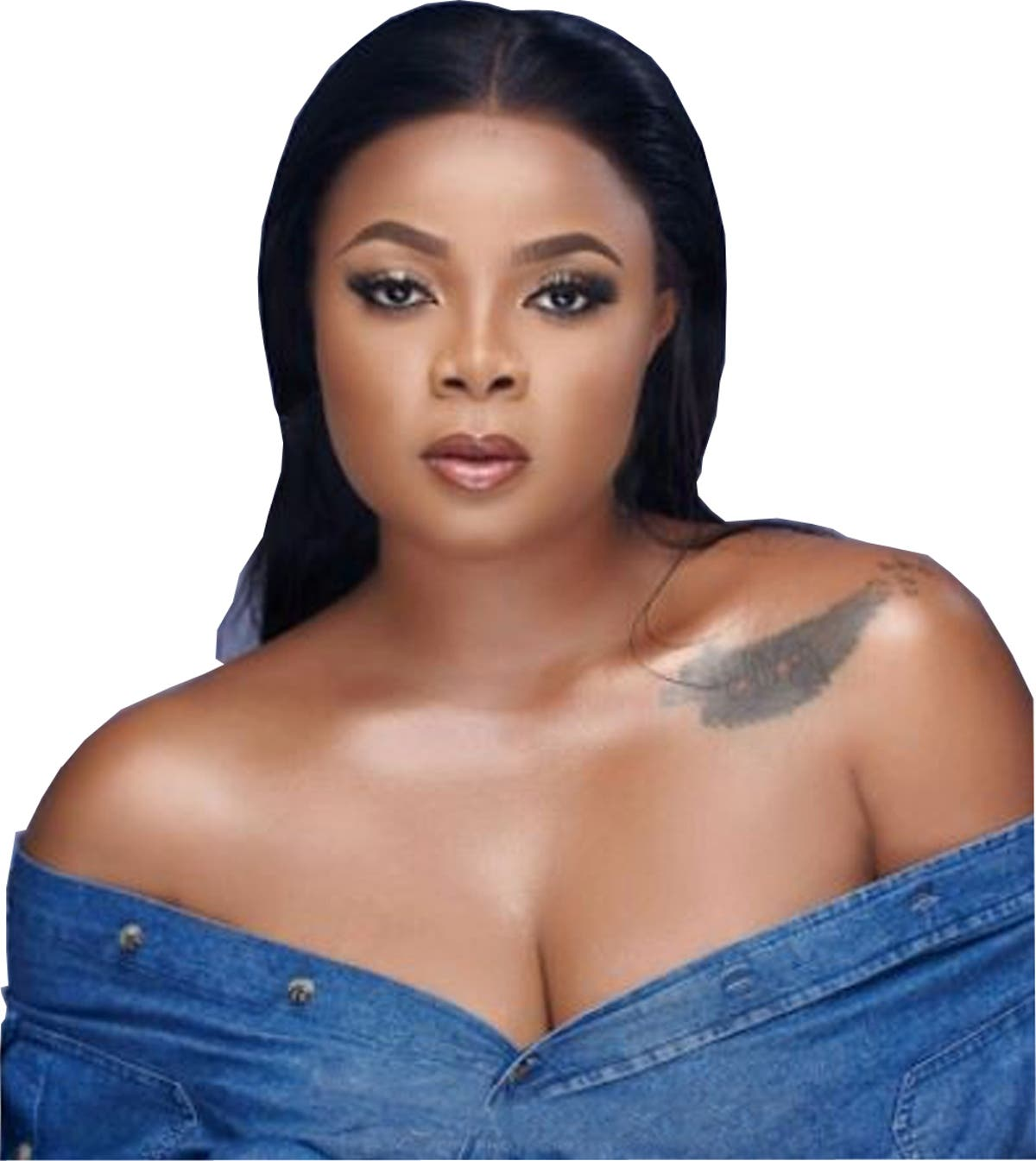 Actress Bimbo Ademoye