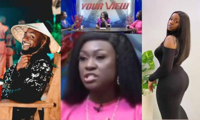 Host Blasts Chioma for Leaving school for Davido