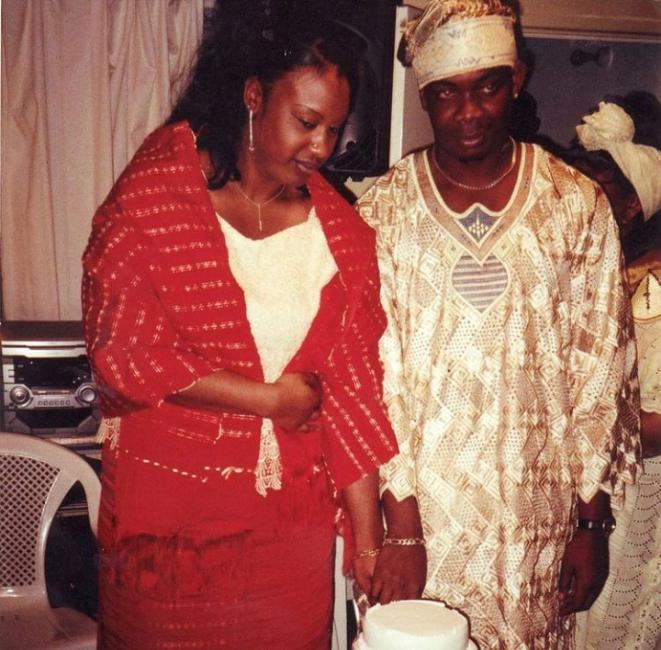 don Jazzy and ex wife