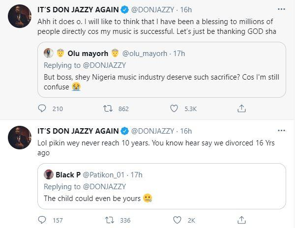donjazzy answer more question about ex lover screenshot