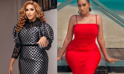 Ghanaian Actress Juliet Ibrahim Hips Magically Disappears