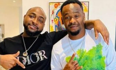 Zubby Michael Hosts Davido In Onitsha
