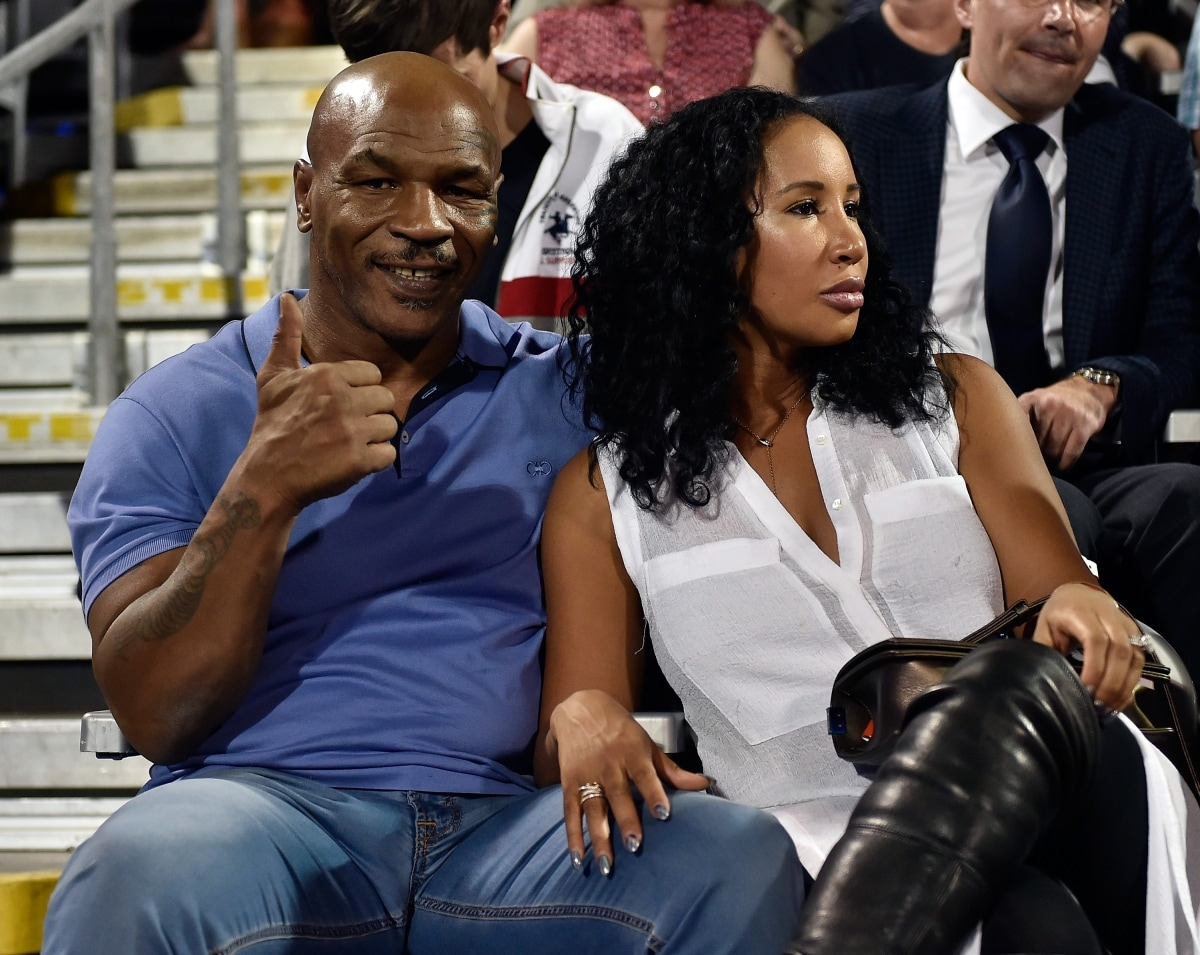 Lakiha Spicer Bio: What Do We Know About Mike Tyson's Wife?