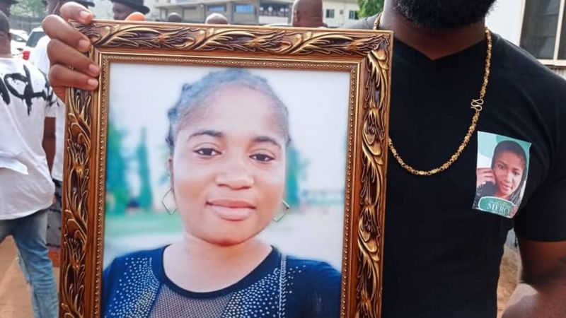 Comedian Ada Jesus is laid to rest