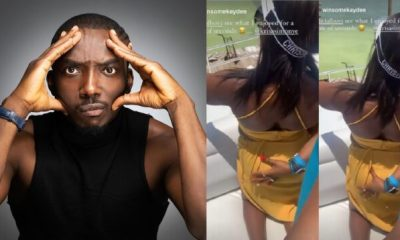 Comedian Bovi Reaction To The Video Of A Lady