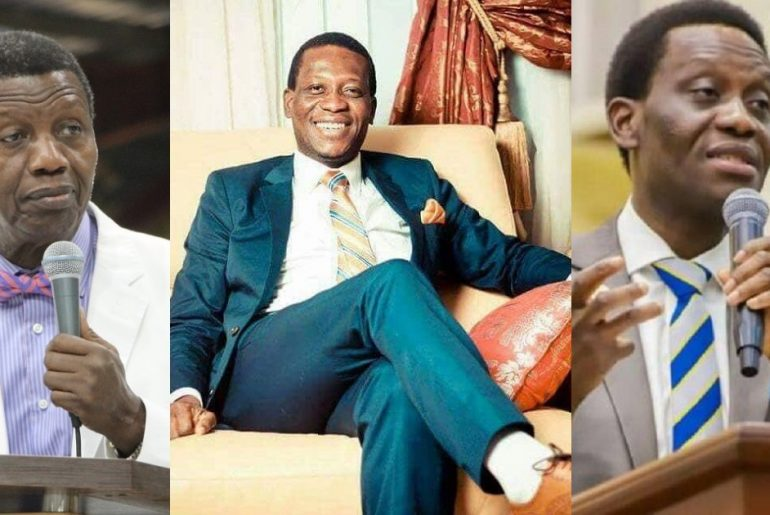 Dare Adeboye Is Dead