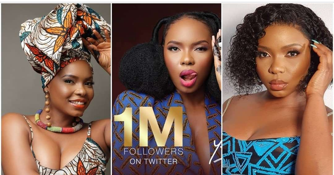 over 2000 fans unfollow Yemi Alade on Twitter