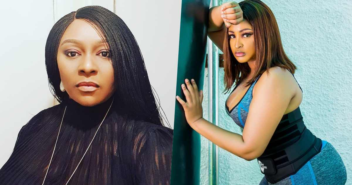 Victoria Inyama Mocks Etinosa Following 2nd Marriage Collapse