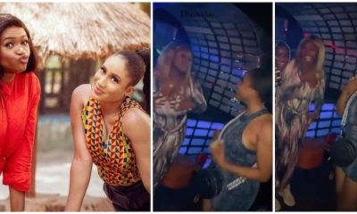 Singer Waje Goes out Dancing with Her Beautiful Daughter