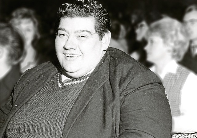 angus barbieri was suffering from obesity