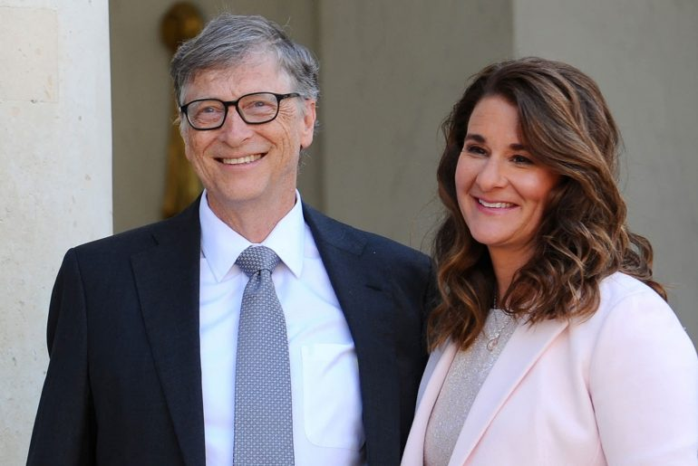 Bill Gates to divorce wife Melinda