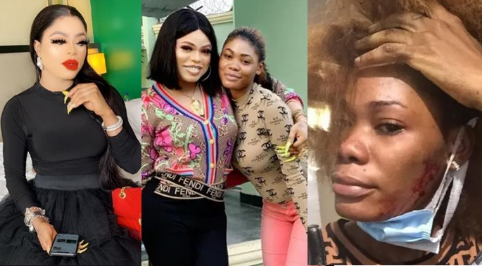 Bobrisky Adopted Daughter Cries Out