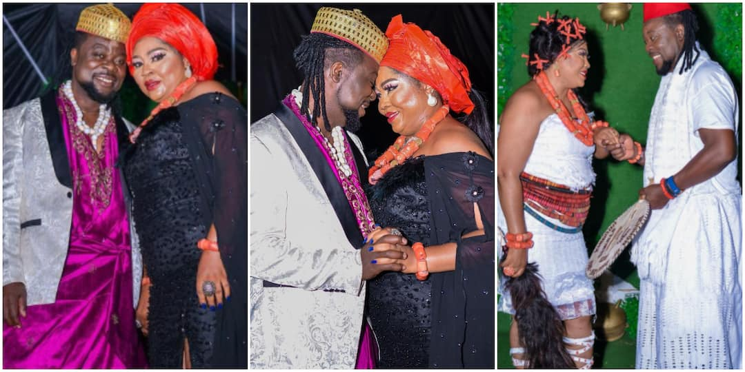 Regina Daniels Mum Reportedly Weds Younger Lover