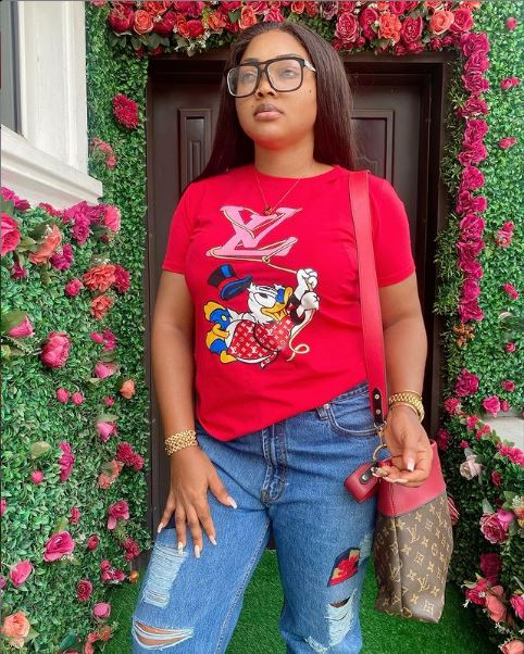 Mercy Aigbe Brags Over Ageless Looks